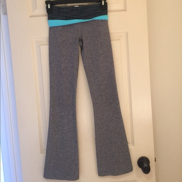 97e7ed47b18803 Ivivva Bottoms | By Lululemon Reversible Yoga Pants | Poshmark